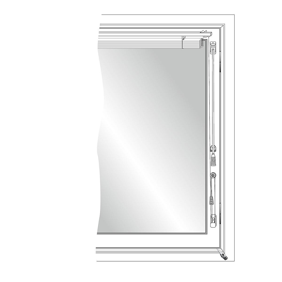 Fönster- och dörrkarmgenomföring
