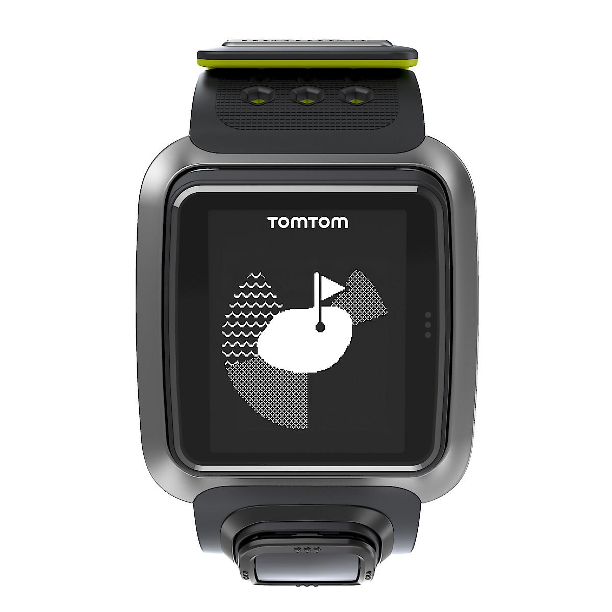 TomTom Golfer, GPS-klokke