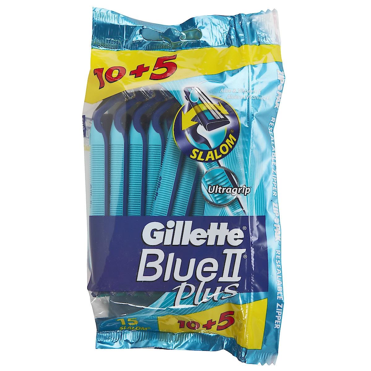 Kertakäyttöhöylä Gillette Blue II Plus Slalom
