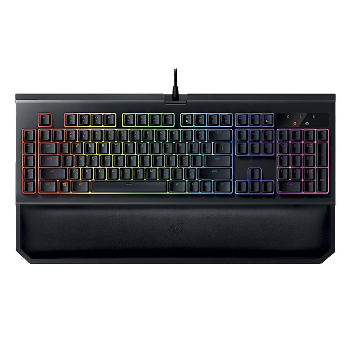 Gaming-Tastatur Razer BlackWidow Chroma V2 Green