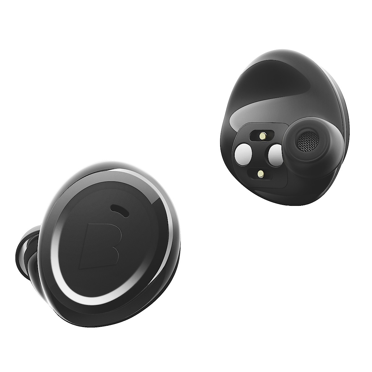 Bragi The Headphone trådløse hodetelefoner med mikrofon