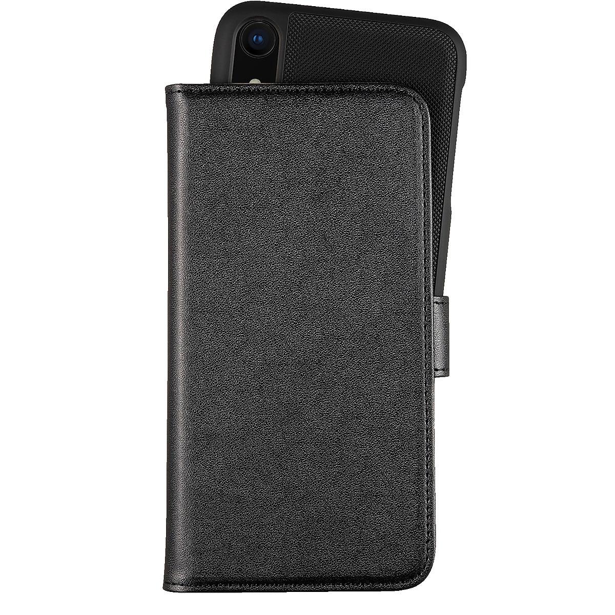 Lompakkokotelo iPhone XR, Holdit