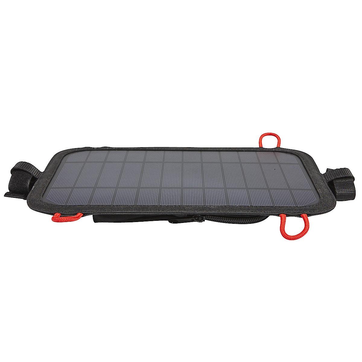 Exibel, solcellelader med USB 6 W