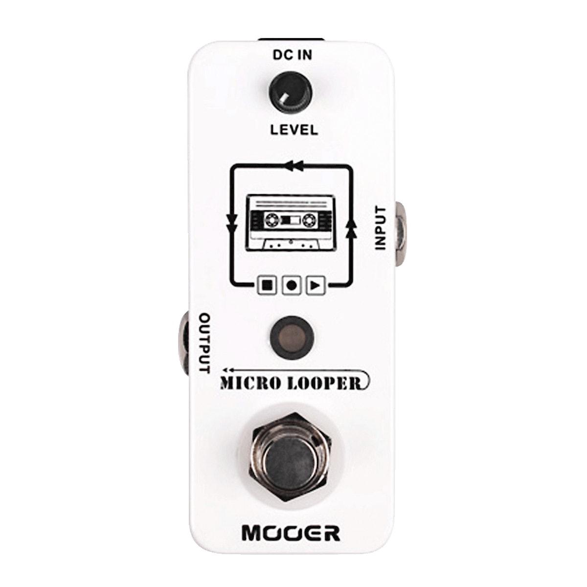 Pedal Mooer Micro Looper