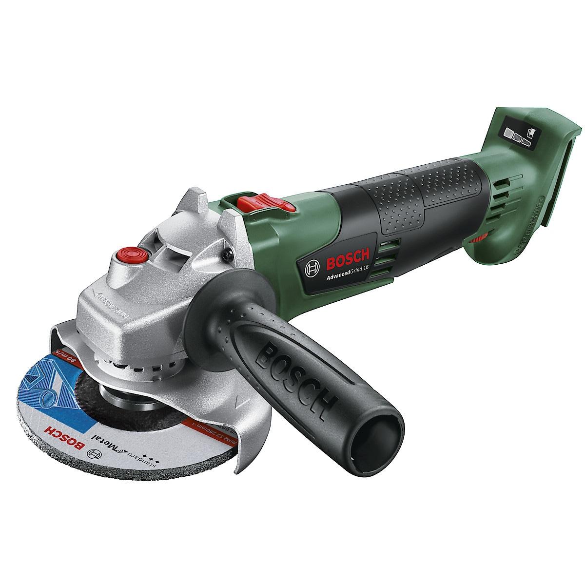Vinkelslip Bosch AdvancedGrind 18