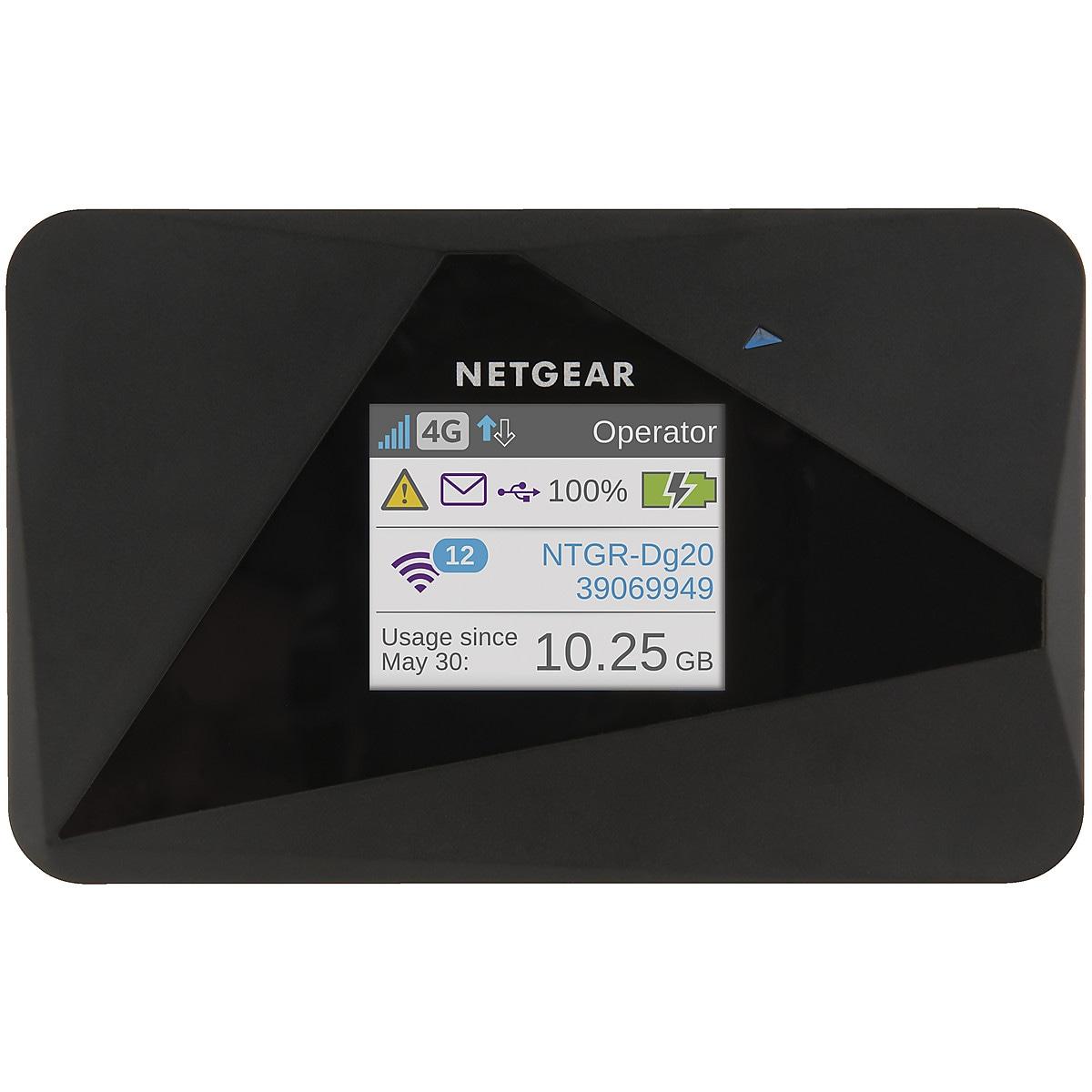 Router för mobilt bredband 4G Netgear Aircard 785S
