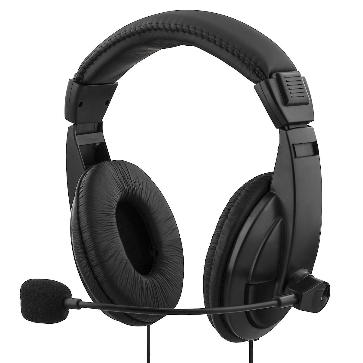 Headset Deltaco HL-56