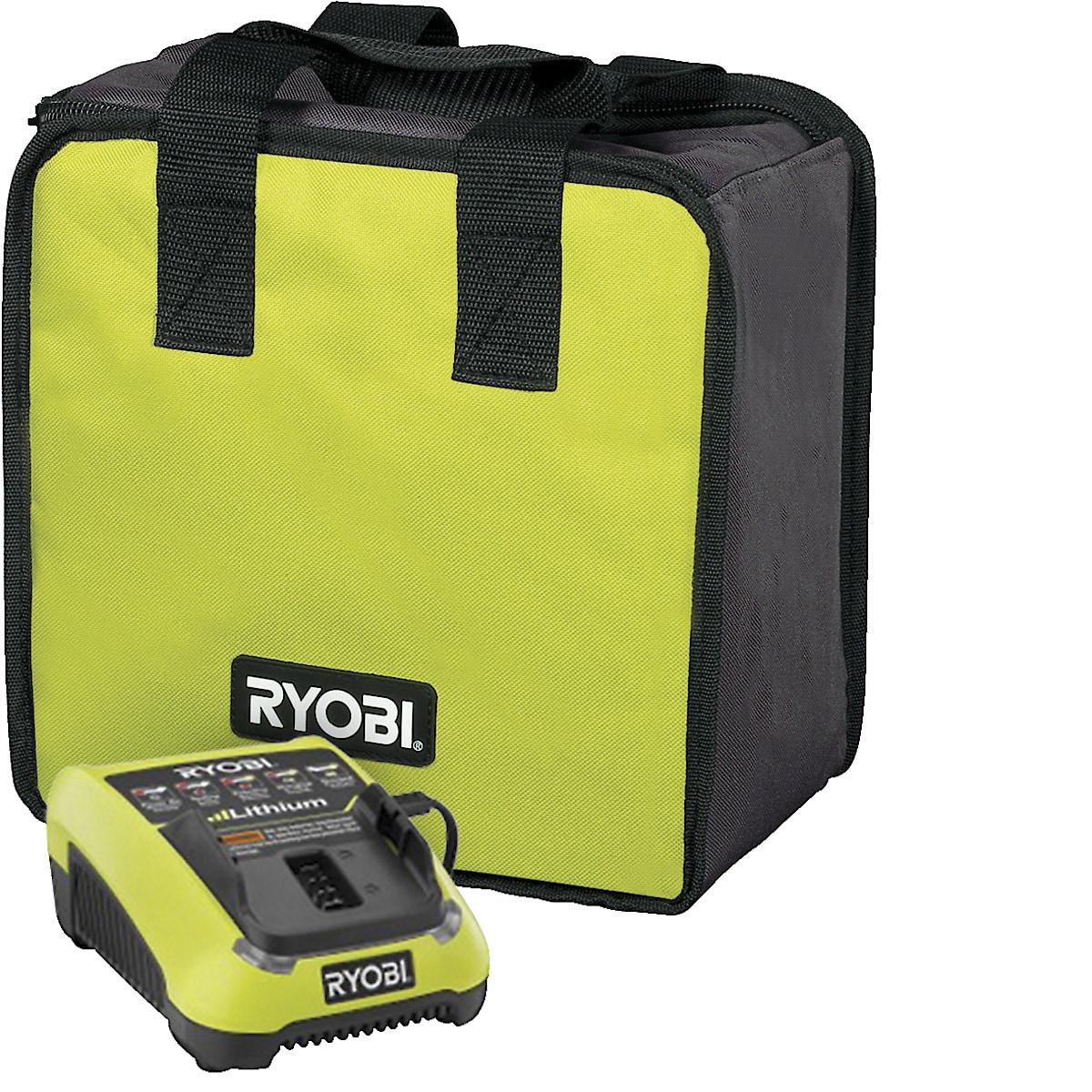 Porakone/ruuvinväännin Ryobi LCD18021B 18V One Plus