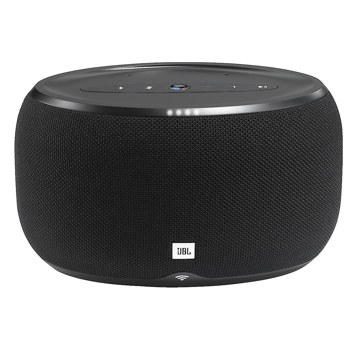 JBL Link 300, høyttaler med stemmeassistent