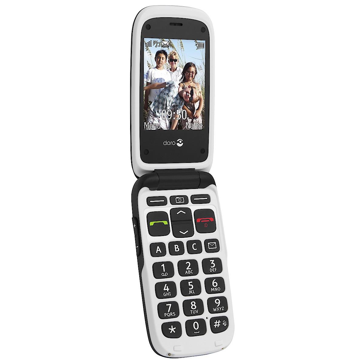 Doro PhoneEasy 612 mobiltelefon