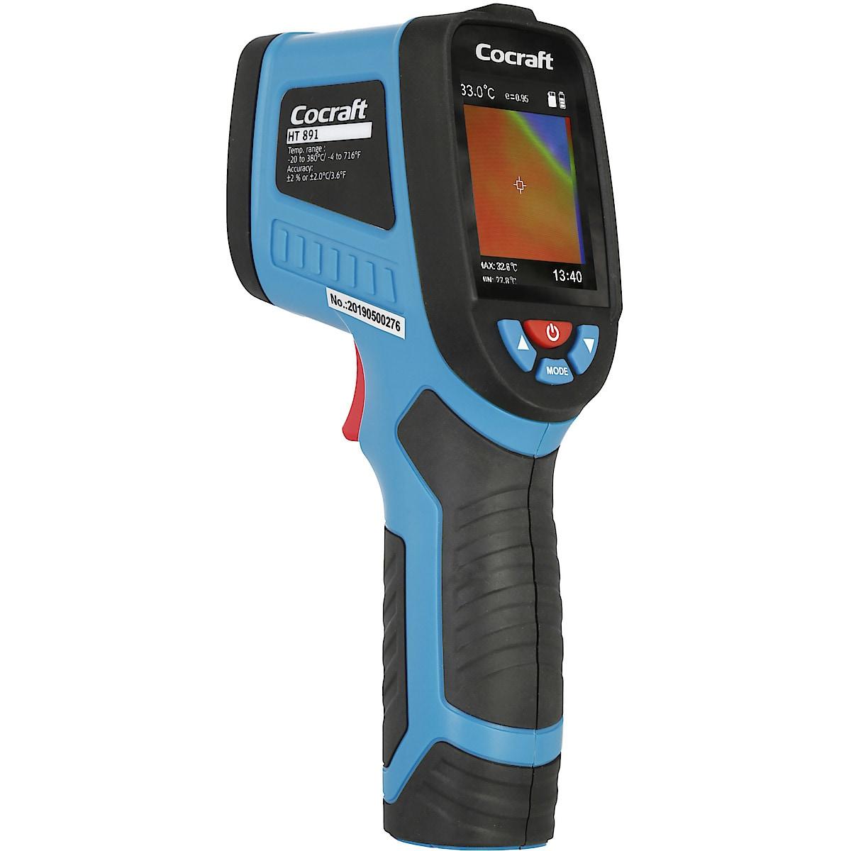 Köp IR termometer IP54 billigt online Temperaturmätare