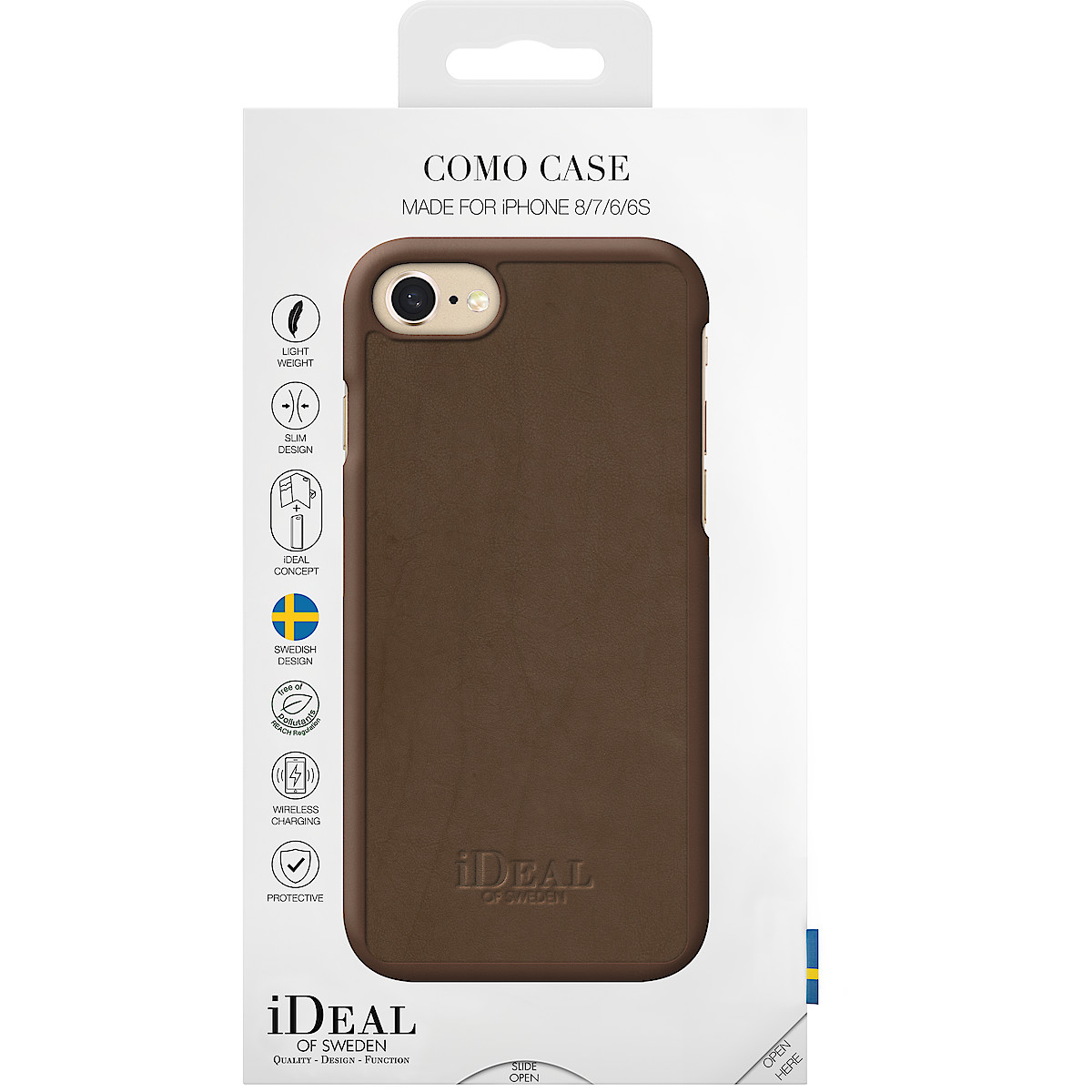 Skal för iPhone 6/6S/7/8, iDeal of Sweden Como Case