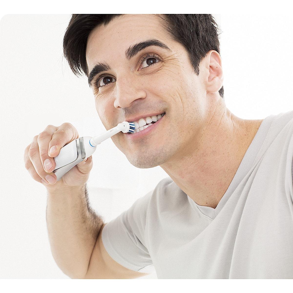 Børsthode, refill Oral-B Precision Clean 4+1