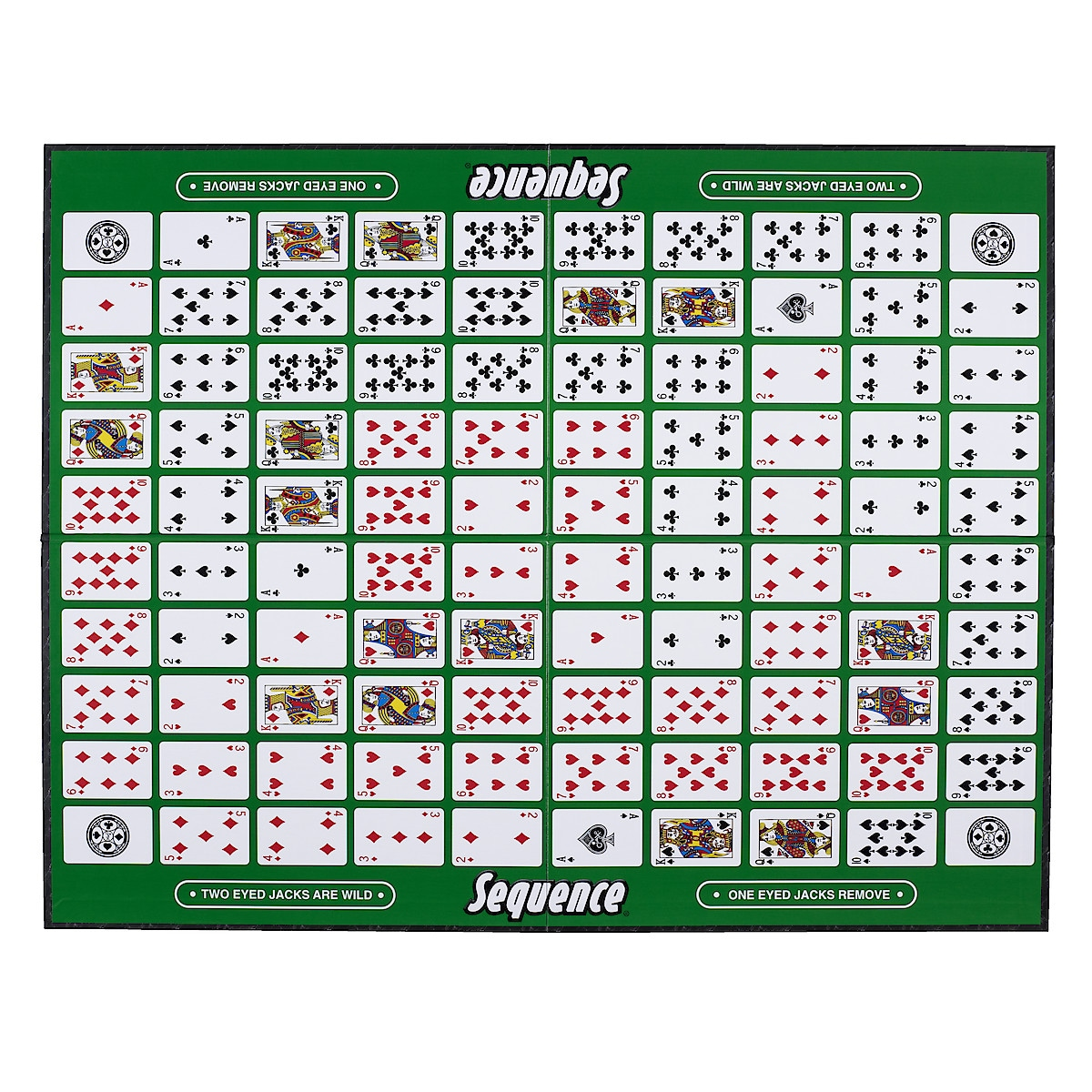 Nordic Game Sequence Board Game
