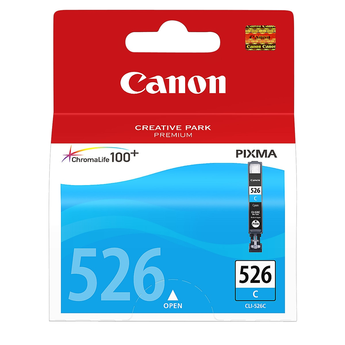 Bläckpatron Canon PGI-525 / CLI-526