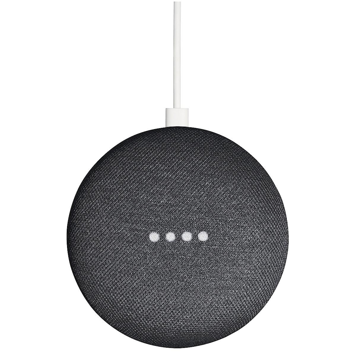 Röstassistent Google Home Mini, svensk version
