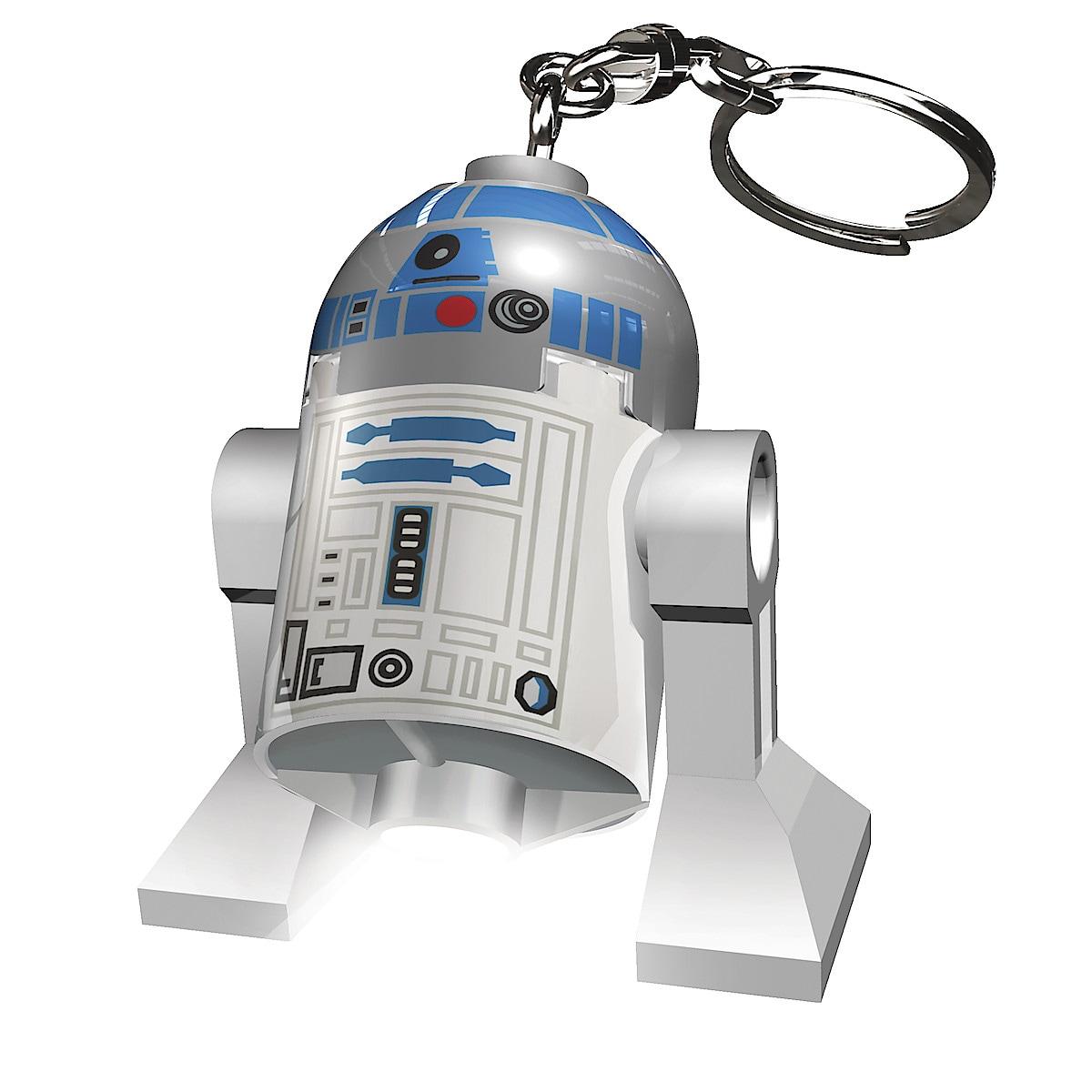 Nyckelringslampa Lego R2-D2