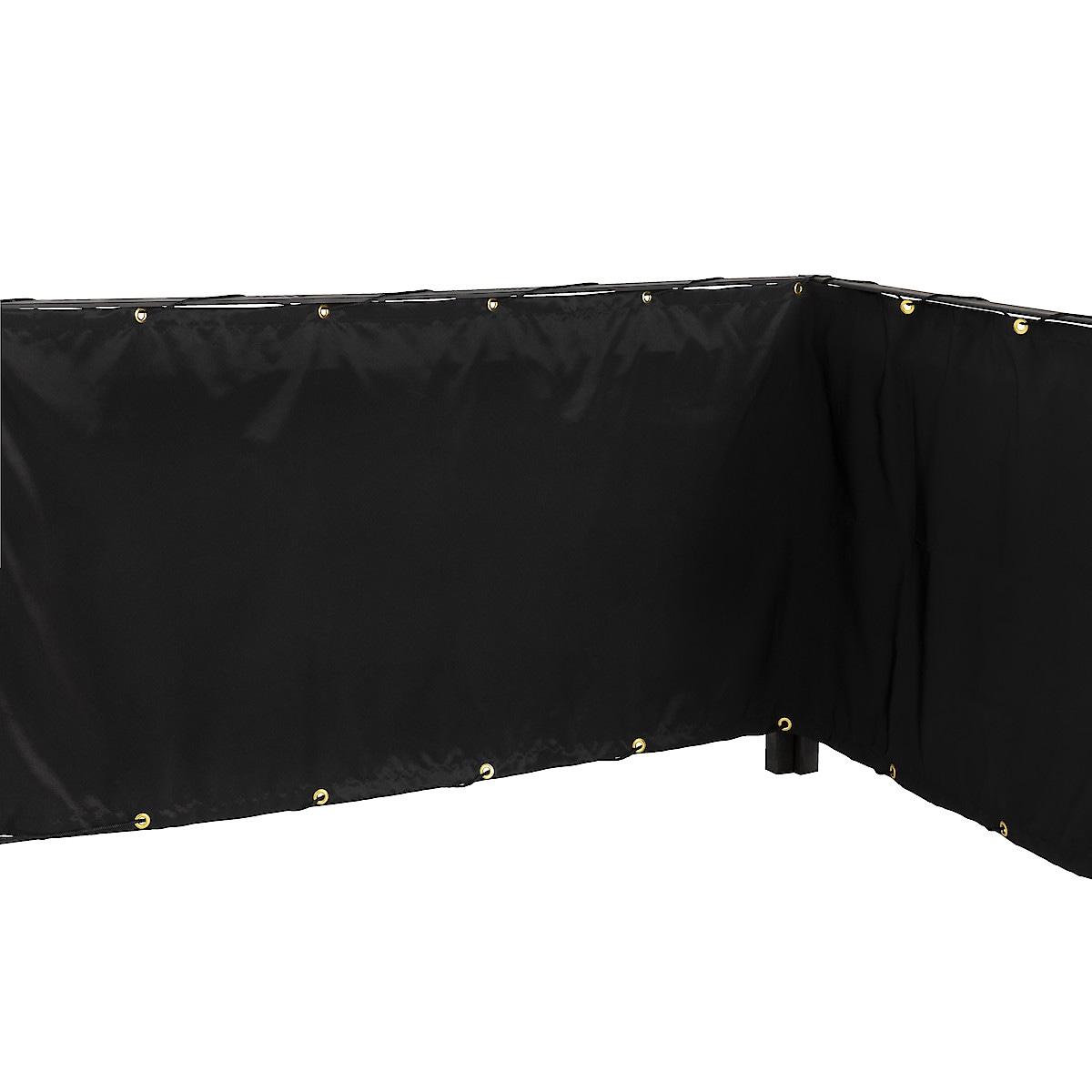 Balkongskjerming 240 x 80 cm