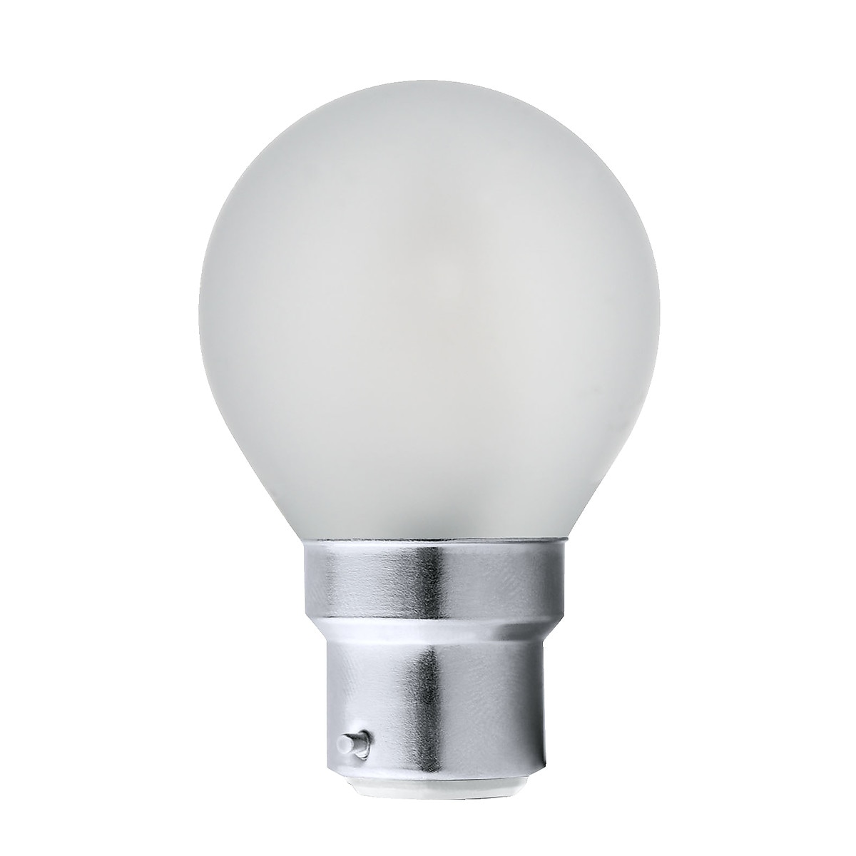 Clas Ohlson B22 Dimmable LED Golf Ball Bulb