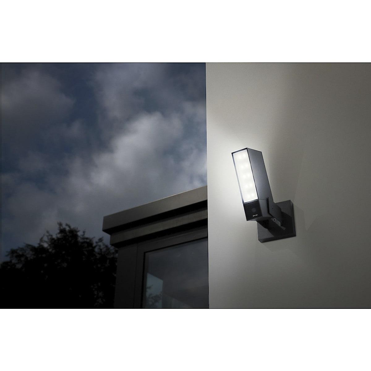 Smart utomhuskamera, Netatmo Presence