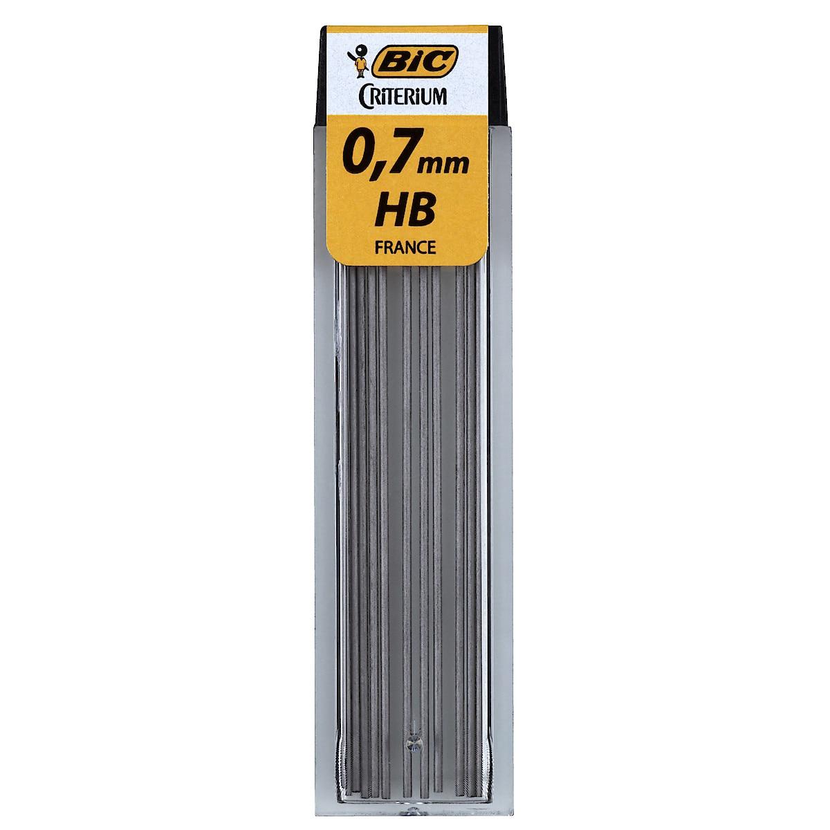 Lyijy Bic 0,7 mm