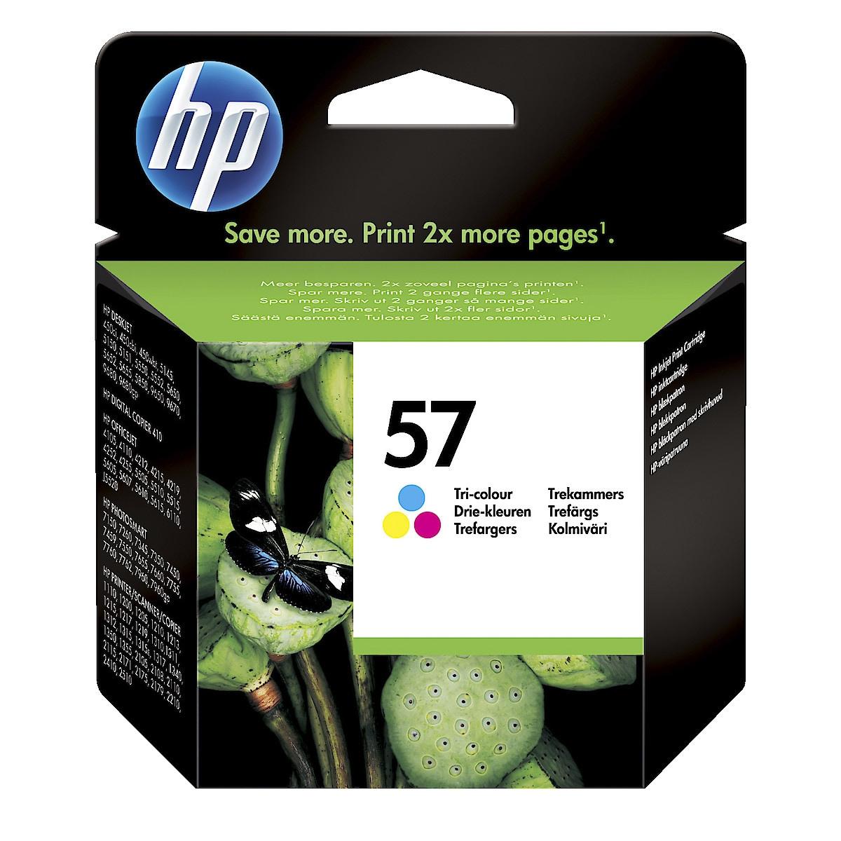 Bläckpatron HP 56 / 57