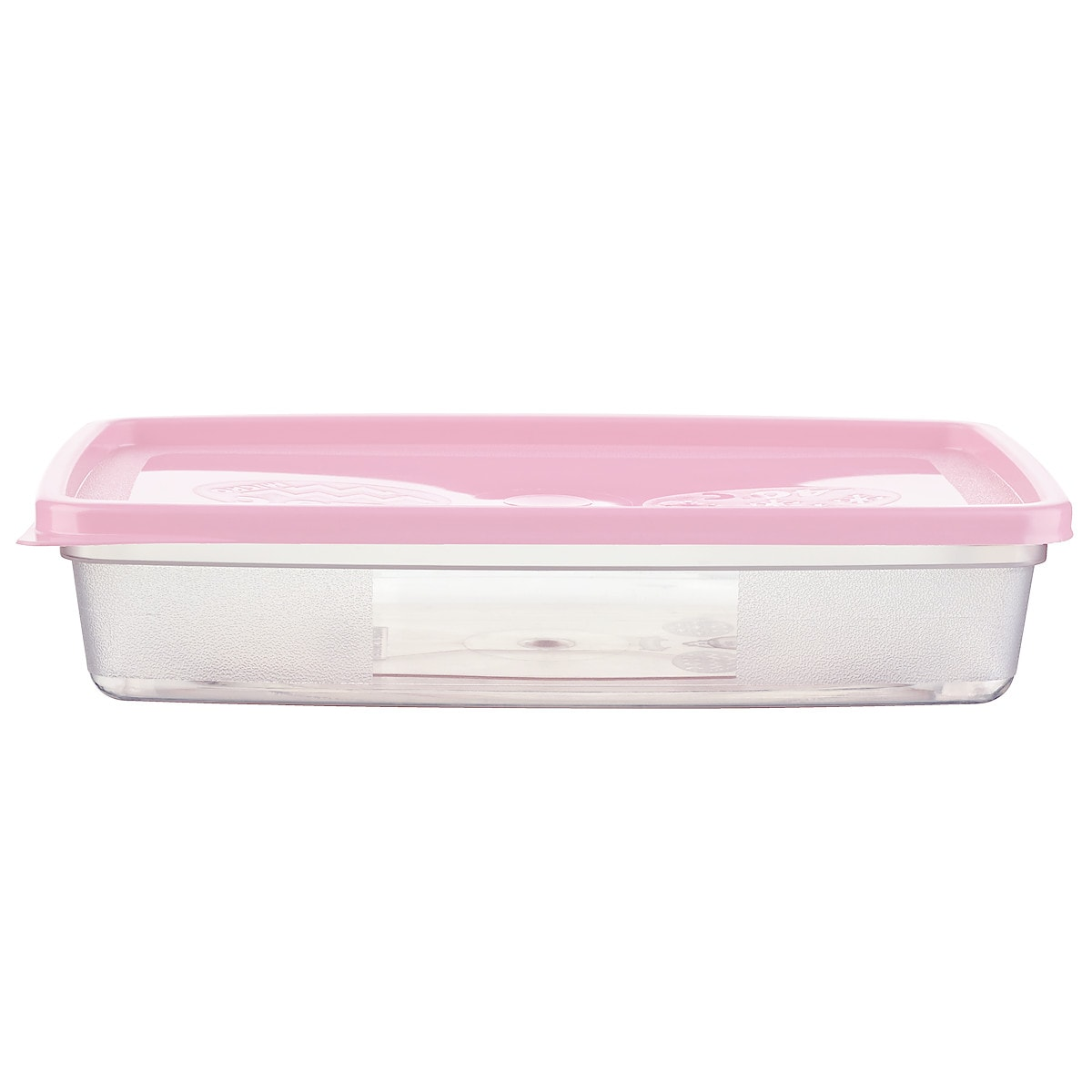 0.4 L Freezer and Microwave Containers, 3 pack