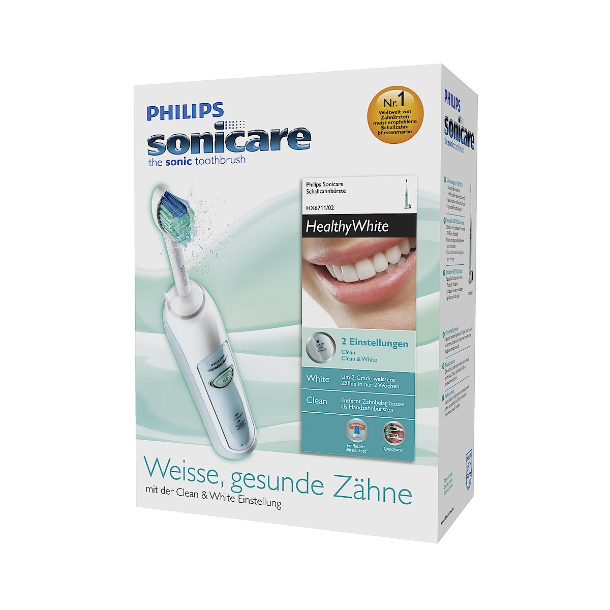 Philips Healthy White Sonicare eltannbørste