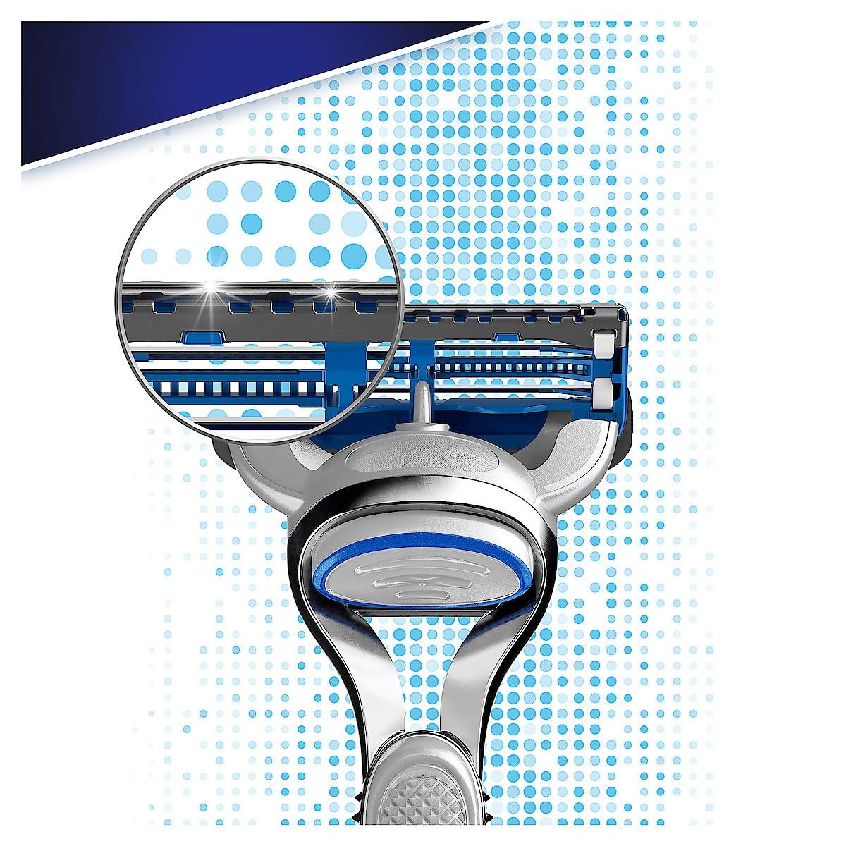 Rakhyvel Gillette SkinGuard Sensitive + 2 rakblad