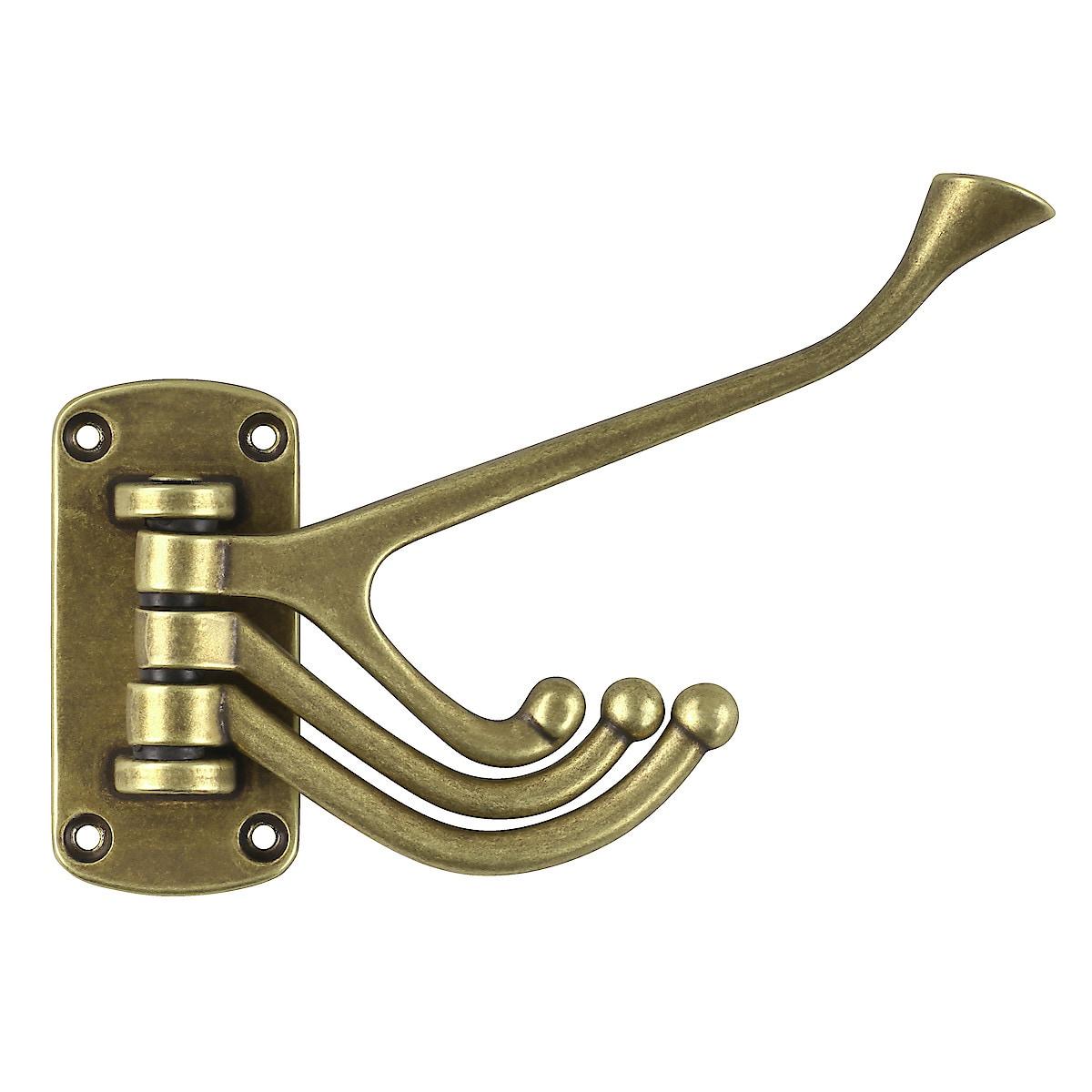 Krok, antik guld