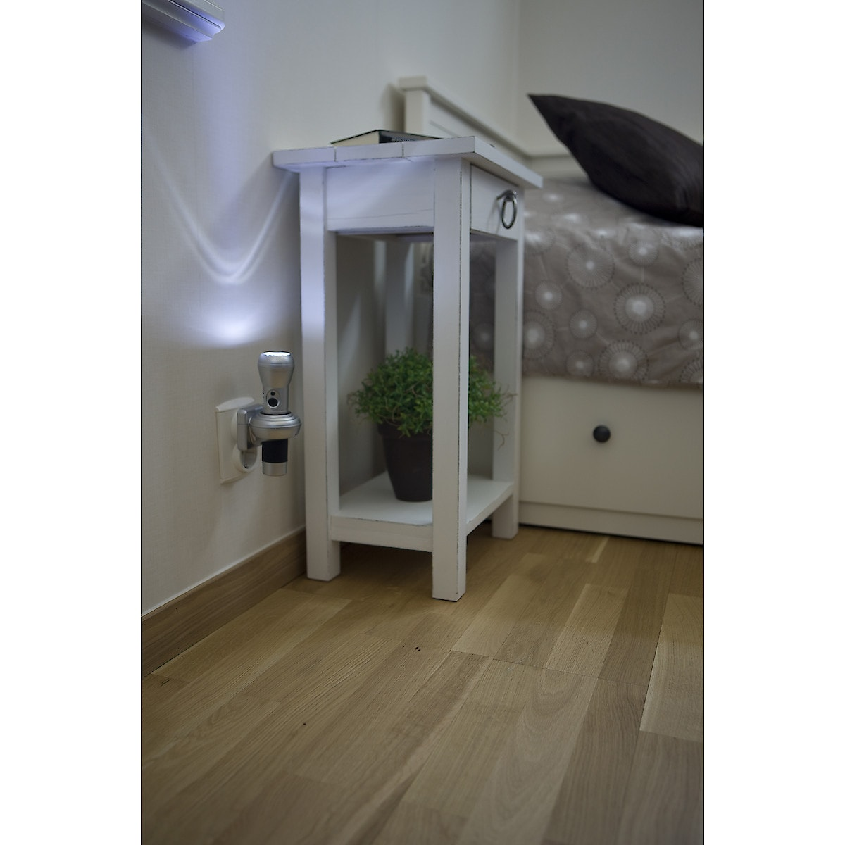 Ficklampa/nödbelysning LED