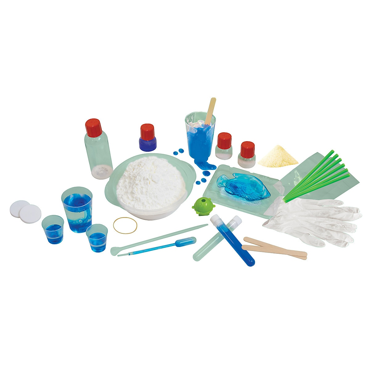 Science4you Slime Factory Glow-In-The-Dark