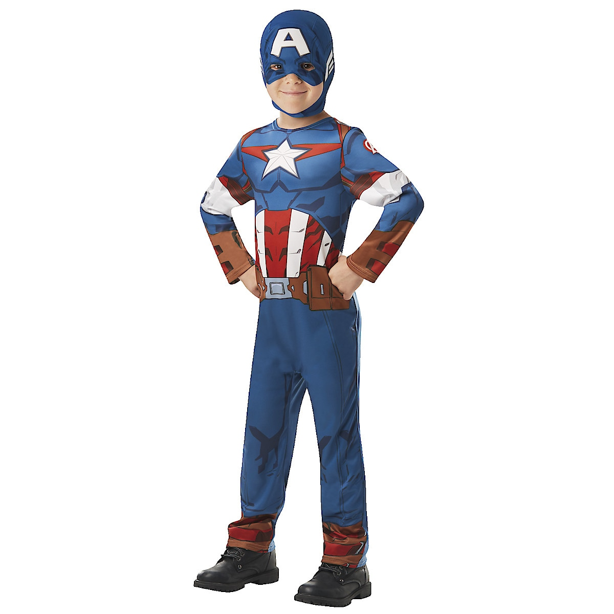 Kinderkostüm Avengers Captain America