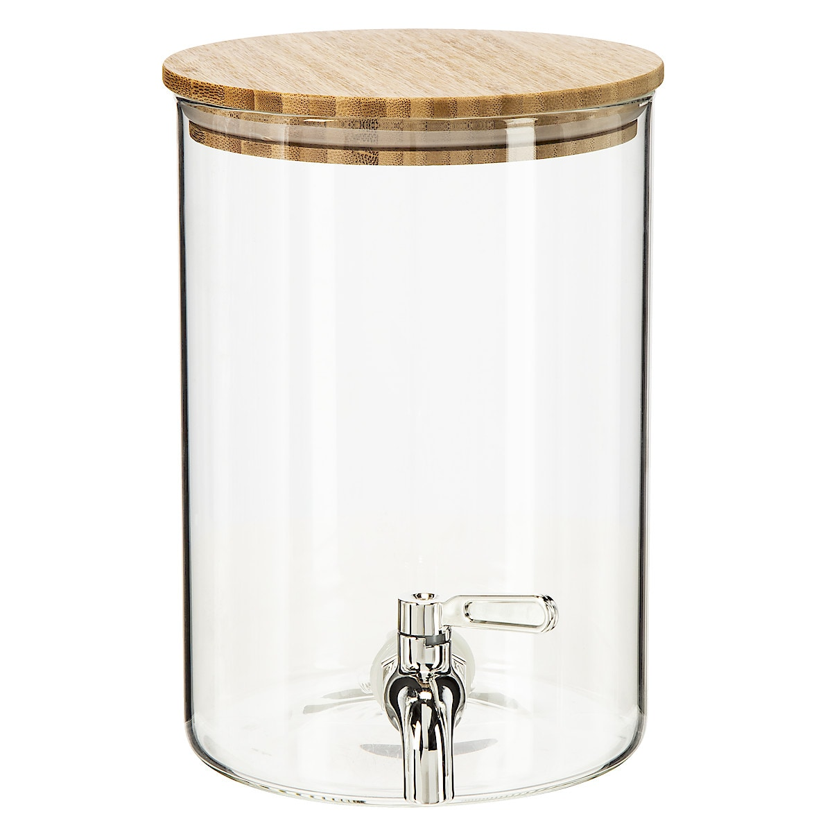 Glass Drink Dispenser