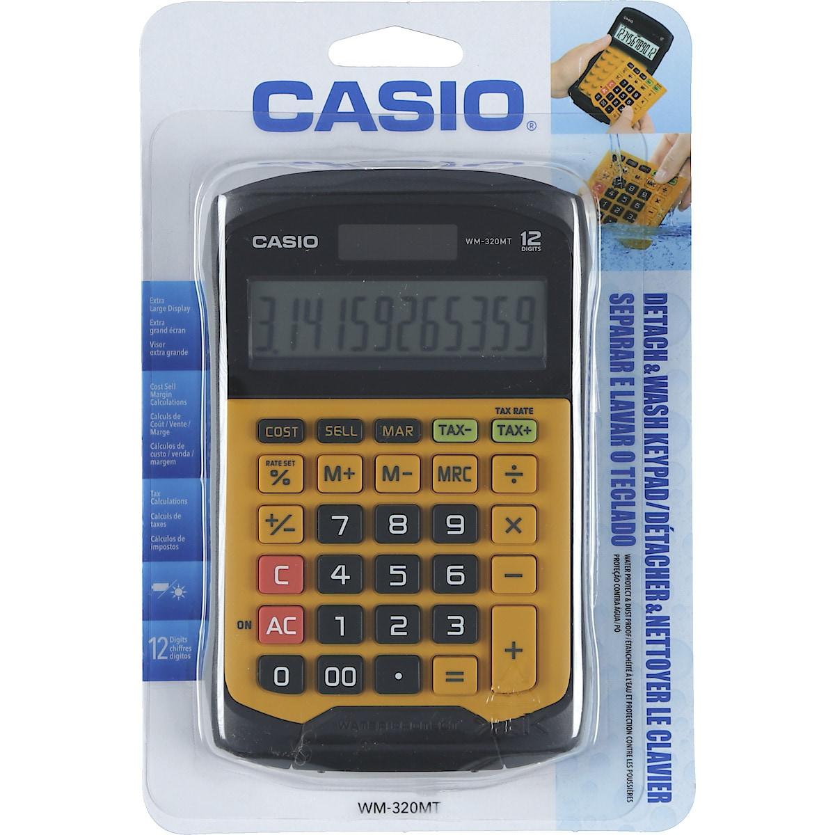 Laskin Casio WM-320MT