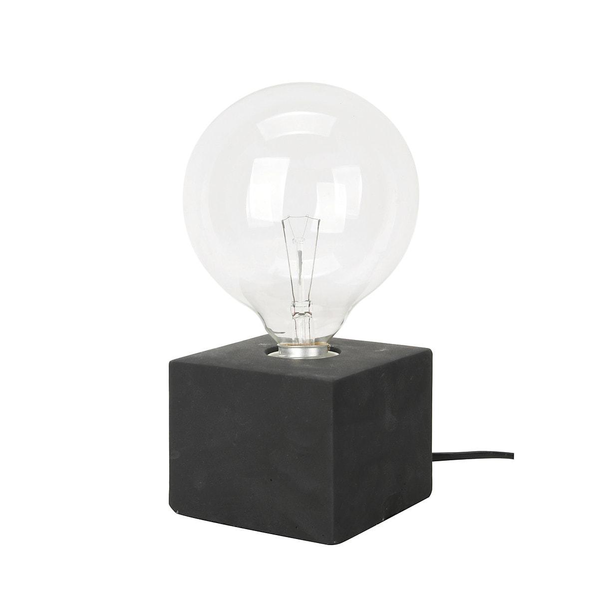 Bordslampa Cube Northlight | Clas Ohlson