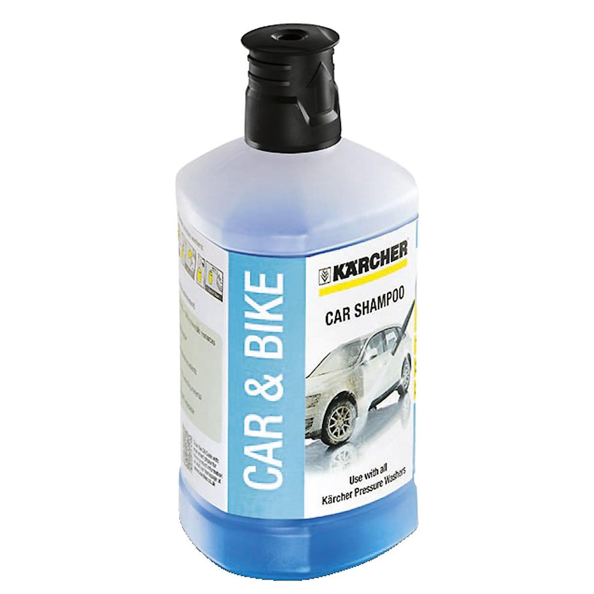 Bilschampo 3-i-1 Kärcher