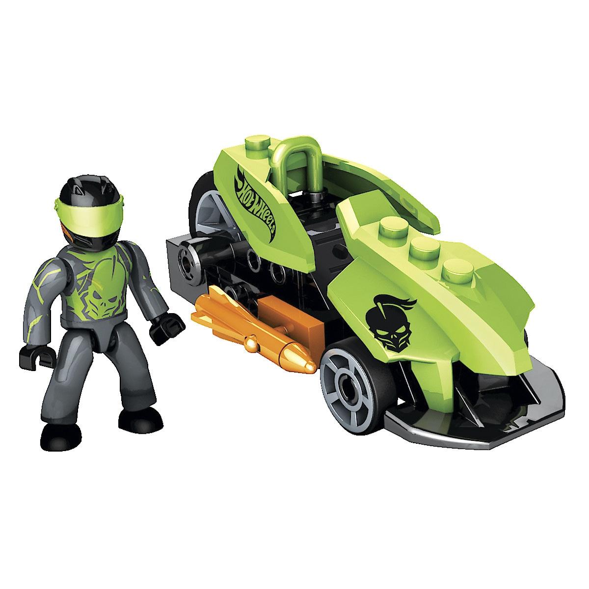 Hot Wheels Build & Race Racing Car