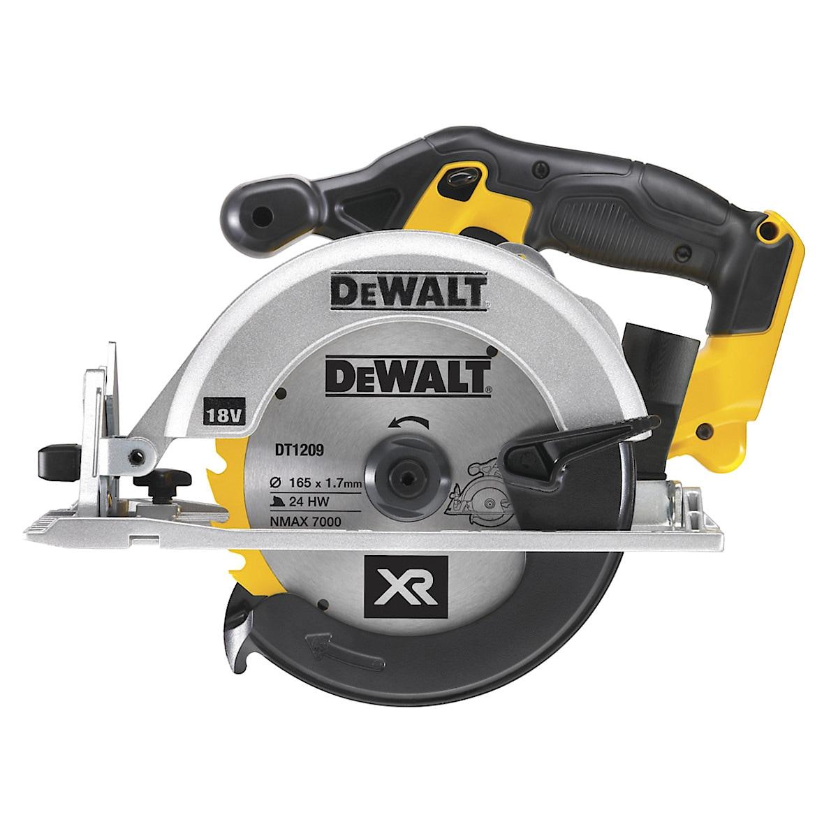 Cirkelsåg Dewalt XR DCS391N