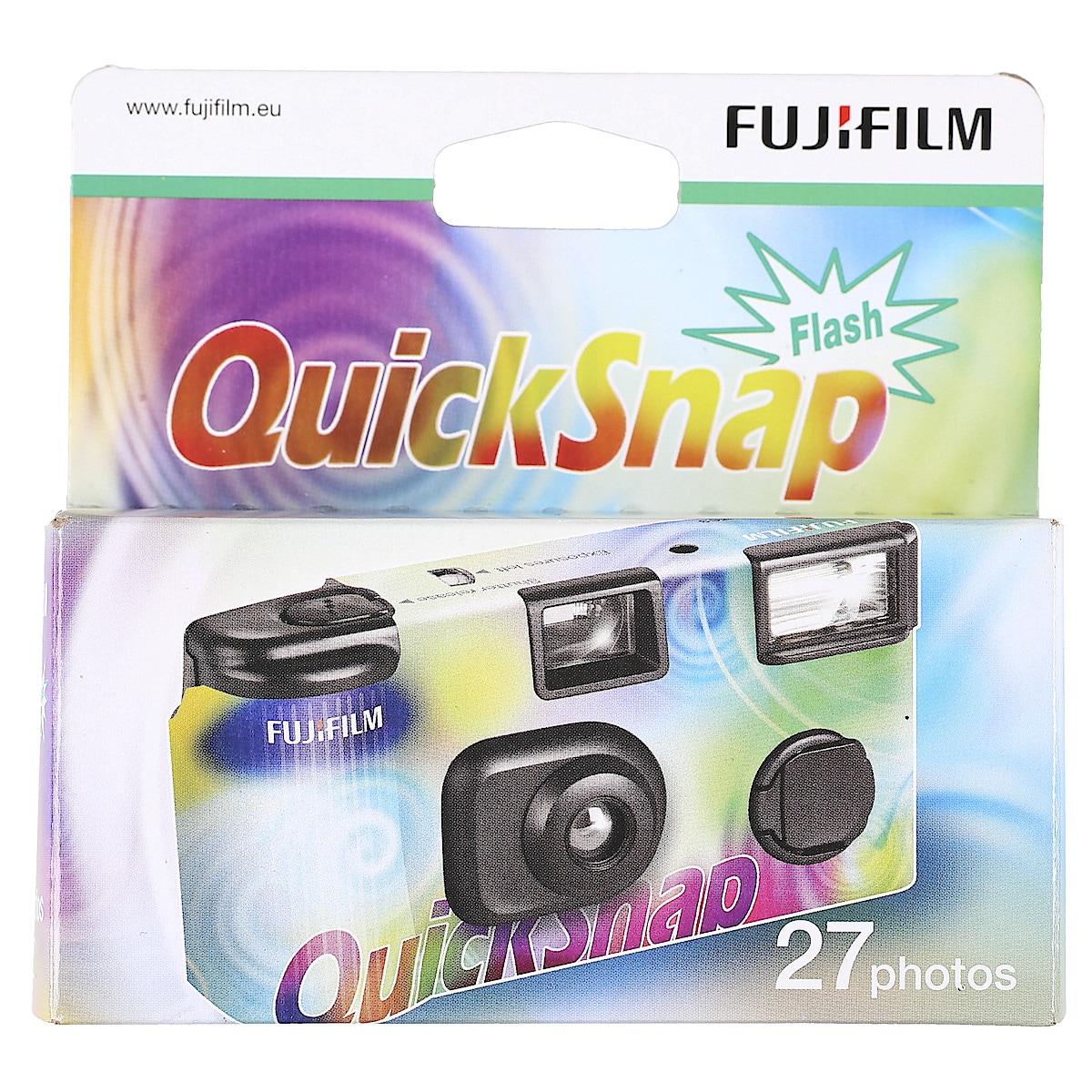 Engångskamera FUJI QuickSnap Superia