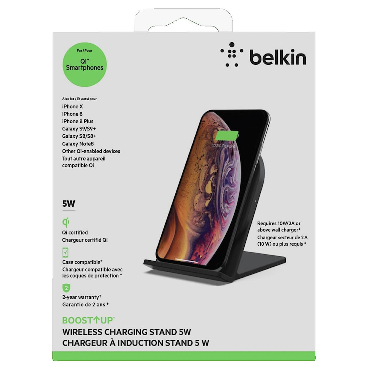 Trådlös Qi-laddare Belkin BoostUp 5 W