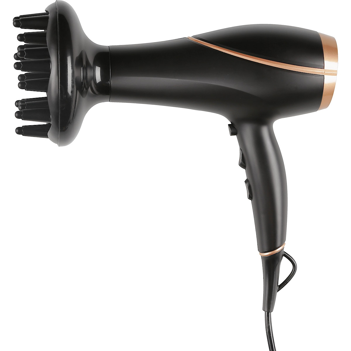Hårfön 2200 W, svart