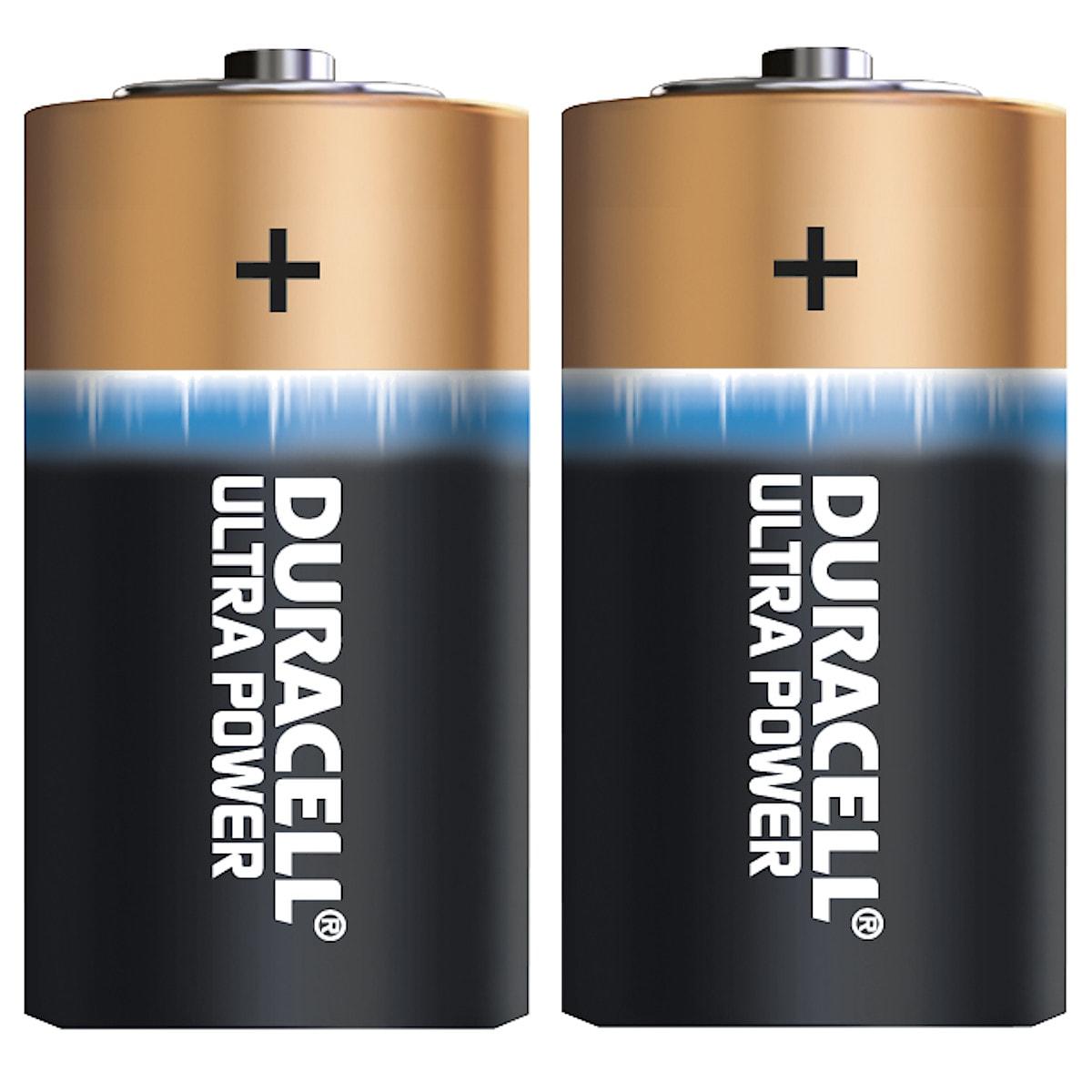 Alkaliparisto C/LR14 Duracell Ultra Power