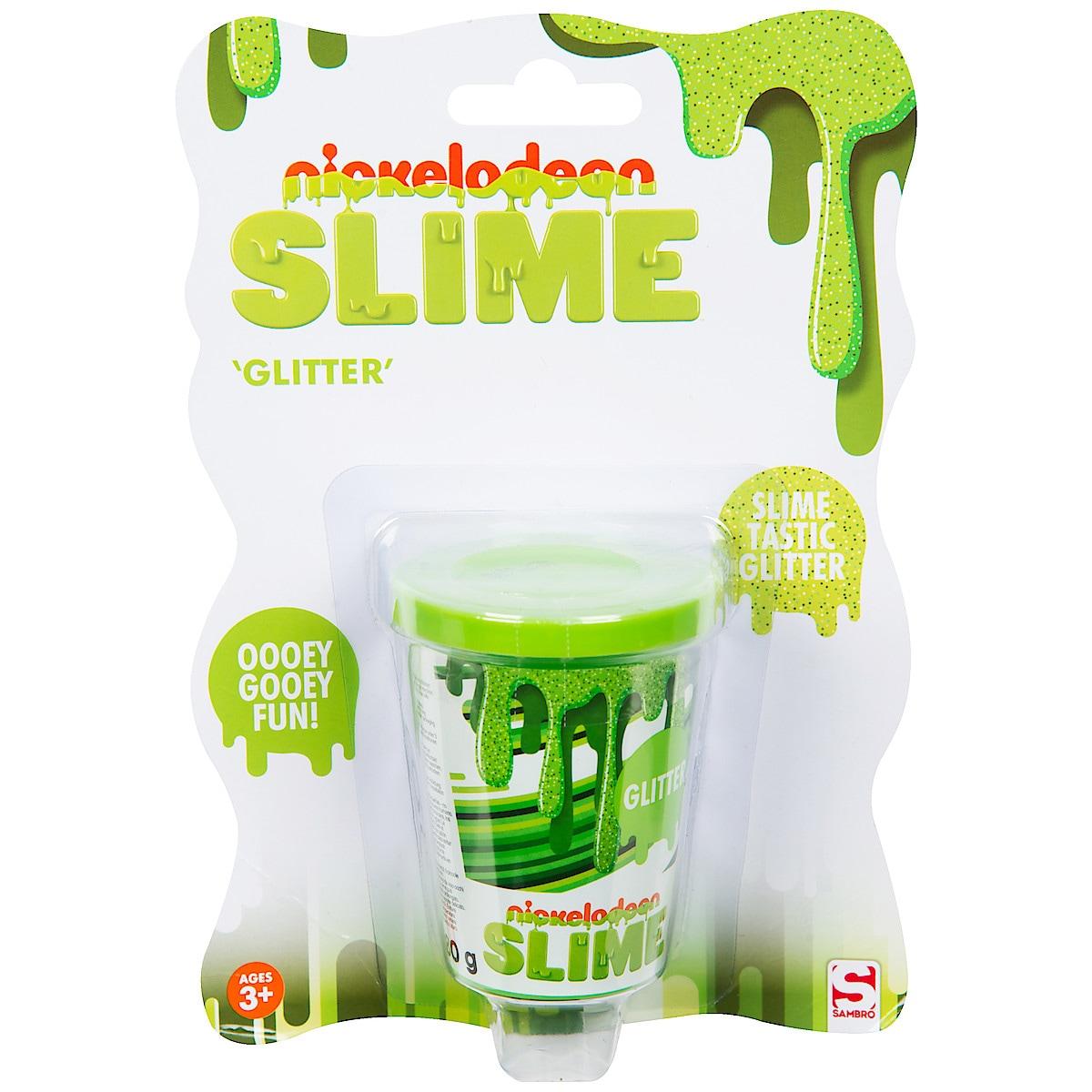 Slime Glitter, Nickelodeon