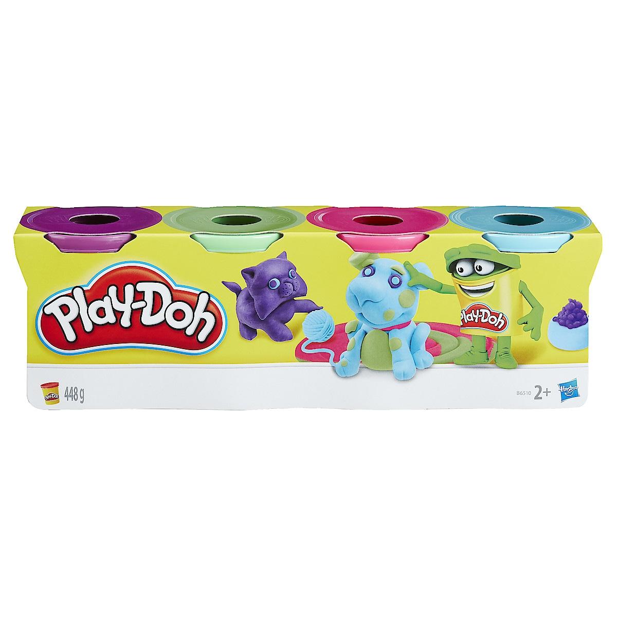 Leklera Play-Doh 4-pack