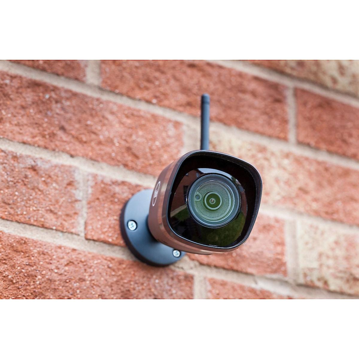 Yale WiFi Outdoor CCTV Camera