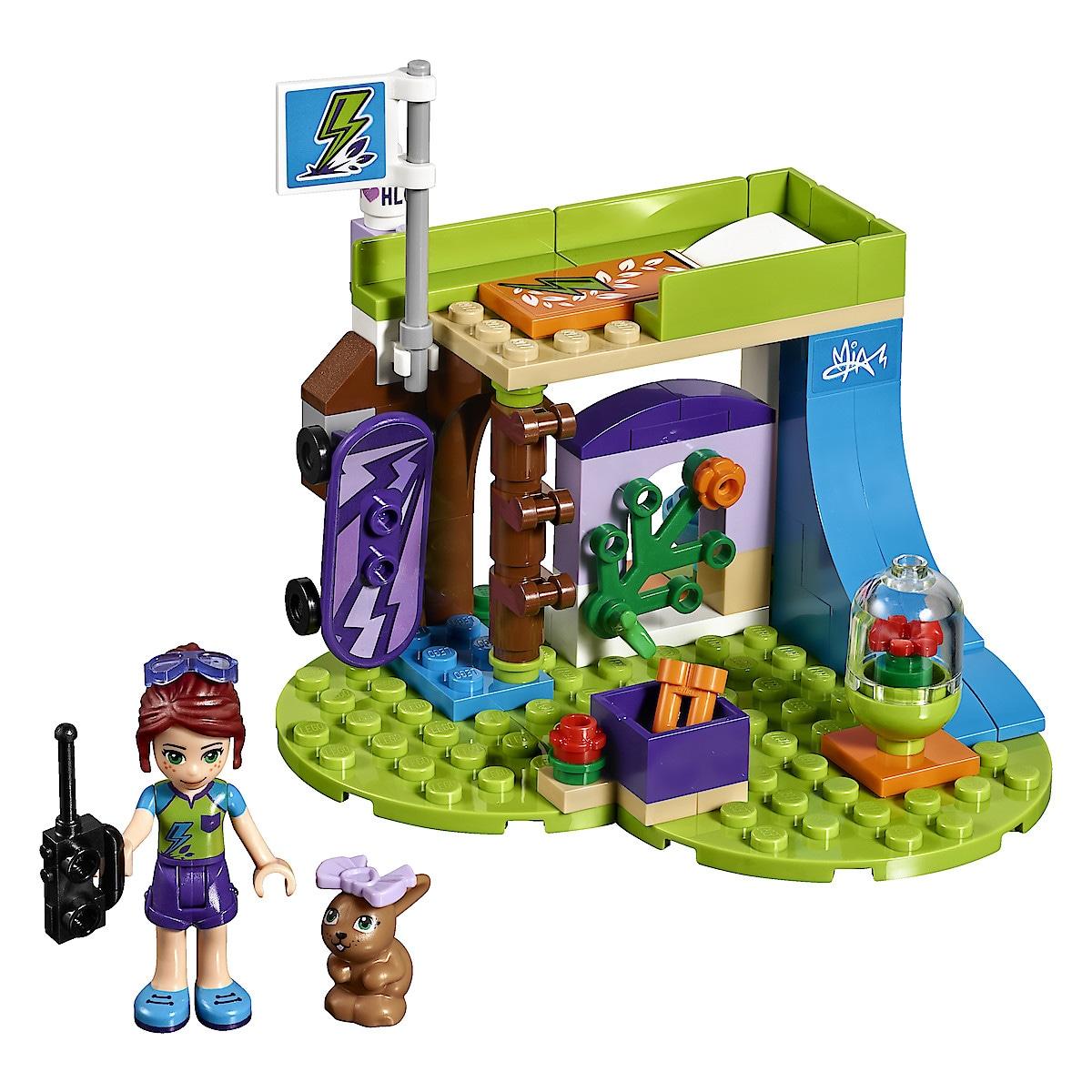 LEGO Friends 41327, Mias sovrum