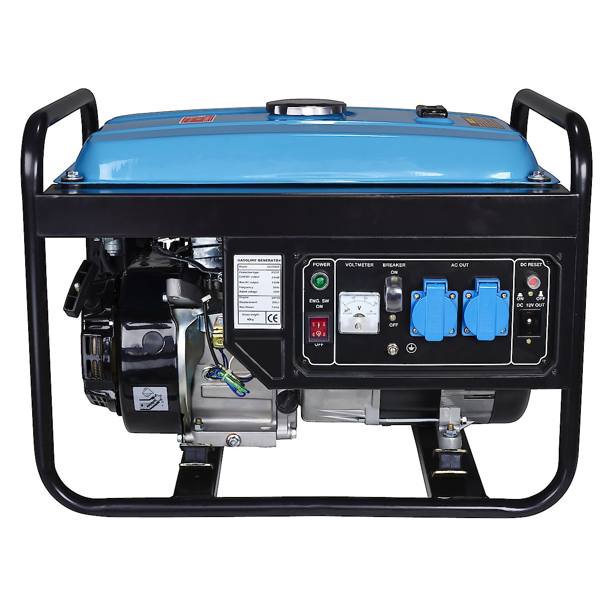 Generaattori Cotech GG3300B