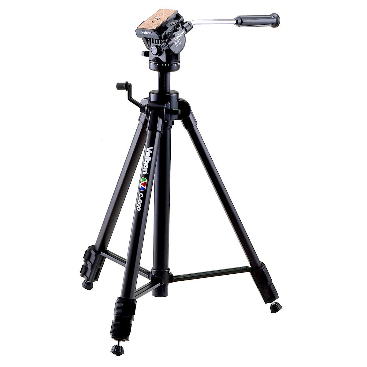 Videokamerajalusta Velbon C-600