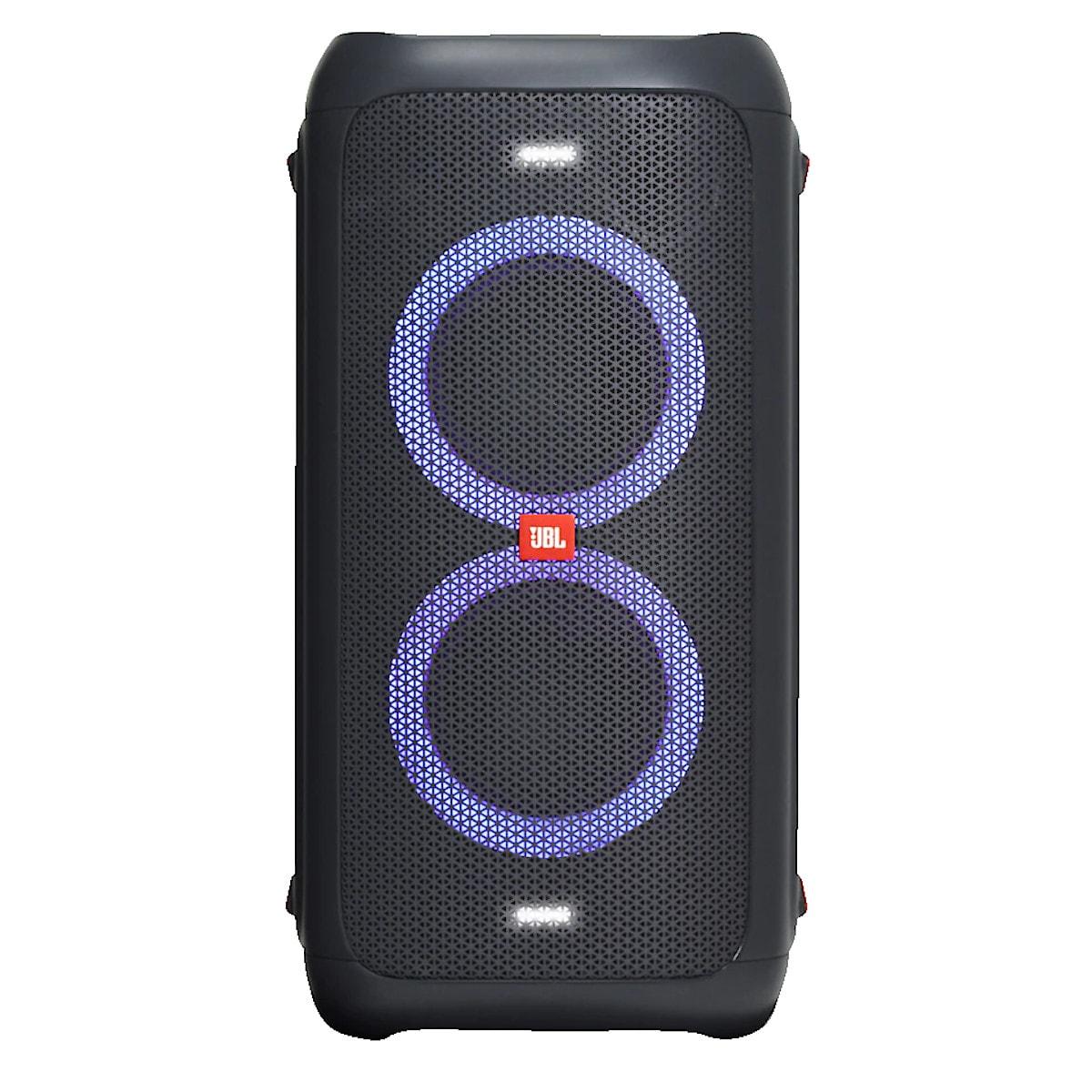 JBL PartyBox 100, bærbar høyttaler med lyseffekter | Clas Ohlson
